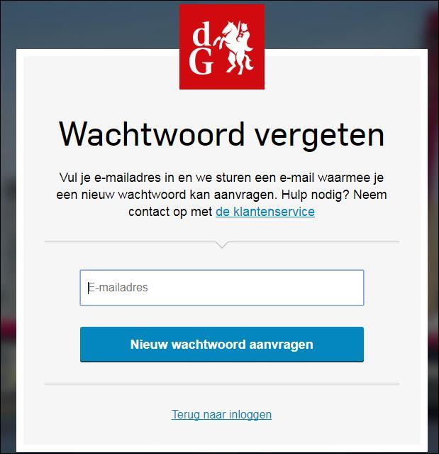 b6e2663f02d758 U ontvangt vervolgens een e-mail met hierin een link met de melding   wachtwoord instellen  in uw e-mailbox. Klik op  Nieuw wachtwoord  instellen